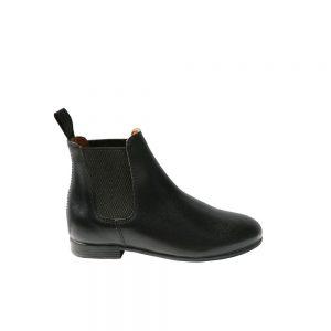 Junior Tuffa Show Riding Boots – Black