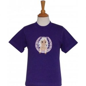 British Country Collection T-Shirt – Horseshoe Pony