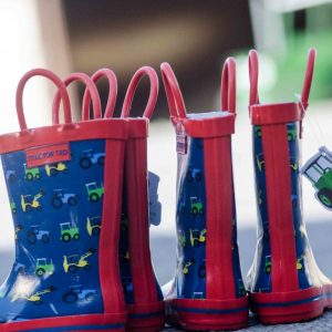 Tractor Ted Welly Boots – Red
