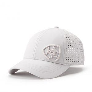 Ariat Adult Unisex Tri Factor Cap – Silver Grey