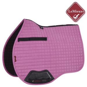 LeMieux ProSport Suede GP Square – Lavender