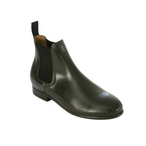 Childrens Tuffa Show Riding Boots – Brown