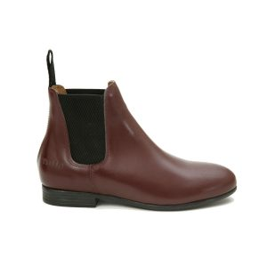 Childrens Tuffa Show Riding Boot – Oxblood