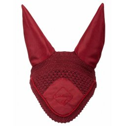 LeMieux Signature Fly Hood – Burgundy