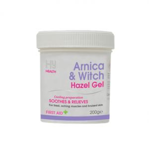 Hy Arnica & Witch Hazel Gel