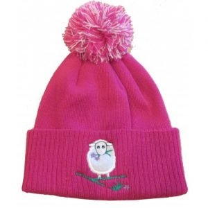 British Country Collection Pom Pom Hat – Sheep