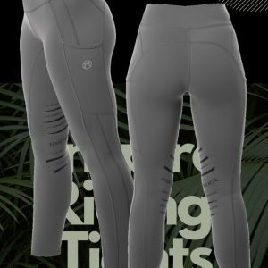Ladies Equetech Inspire Riding Tights