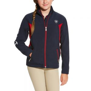 Ariat Kids New Team Softshell Jacket – Team