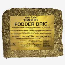 Gold Label Timothy Fodder Bric