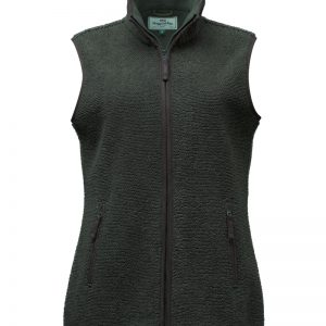 Hoggs Of Fife Sussex Tufted Fleece Gilet