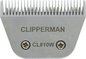 Clipperman A5 Wide Blade Set