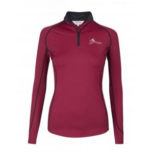 My LeMieux Base Layer – Mulberry