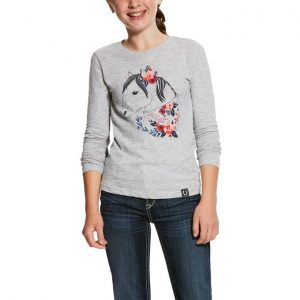 Ariat Kids Boho Pony Long Sleeved Tee