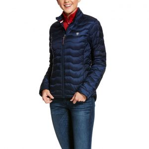 Ariat Ladies Ideal 3.0 Down Jacket – Navy