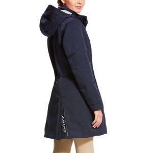 Ariat Ladies Madden H20 Parka – Navy