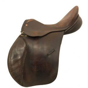 Thoroughbred 17 Inch GP Saddle