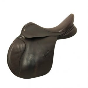 17.5 Inch Barnsby Saddle