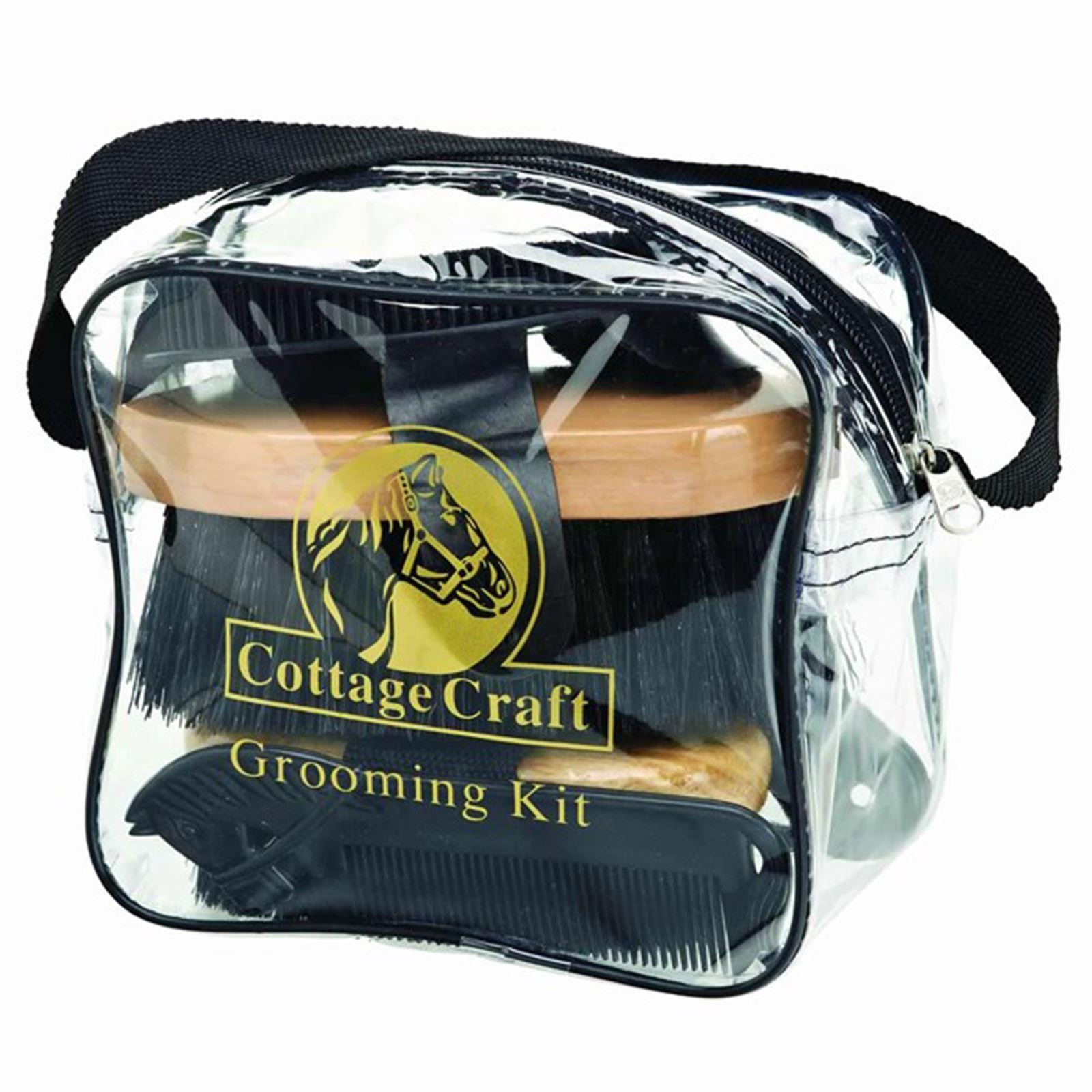 Cottage Craft Junior plastique Curry Comb