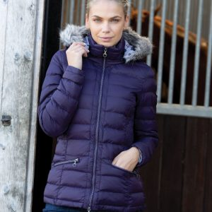 Equetech Ladies Ashridge Quilted Jacket