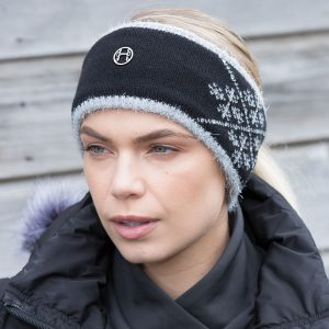 Equetech Crystal Knit Headband
