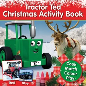 Tractor Ted Christmas Activity Book