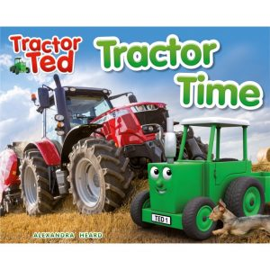 Tractor Ted Story Book – Tractor Time