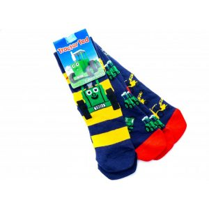 Tractor Ted Socks – Digger Design