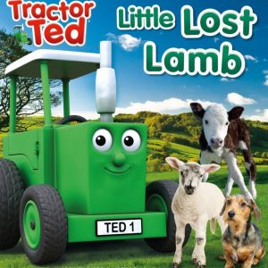 Tractor Ted Story Book – Little Lost Lamb
