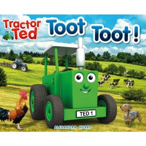 Tractor Ted Story Book – Toot Toot