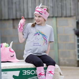 Equetech Childs Unicorn Tee