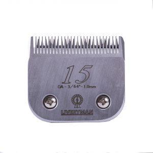 Liveryman Cutter & Comb Harmony/Bruno Narrow 15