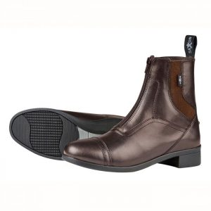 Childrens Saxon Syntovia Jodhpur Boot