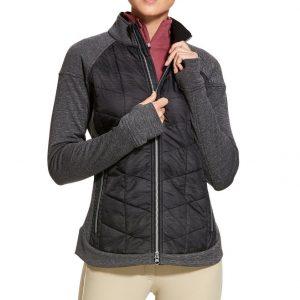 Ariat Ladies Wooltek Jacket – Charcoal Heather