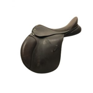 Barnsby 720 Omega 17.5 Inch Saddle
