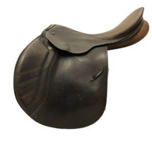 Stubben Parzival Elite CS 17.5 Inch Saddle