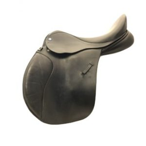 Barnsby 720 Omega 17 Inch Saddle