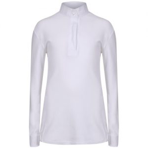 Ladies Equetech Foxhunter Stock Shirt