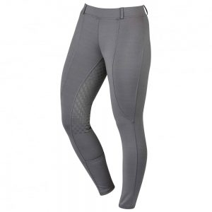 Ladies Dublin Performance Cool-It Gel Riding Tights – Grey