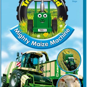 Tractor Ted DVD – Mighty Mazie Machines
