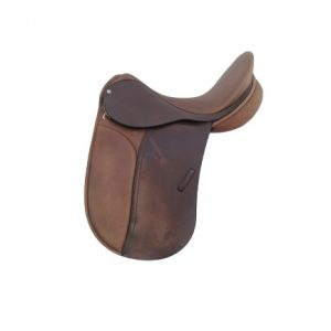 County 16.5 Inch Dressage Saddle