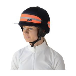 HyVIZ Hat Band Orange/Black