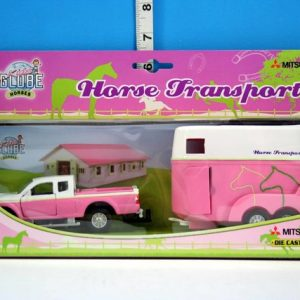Kids Globe Mitsibushi L200 Horse Transporter
