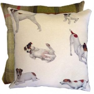 Grays Jack Russel Cushion