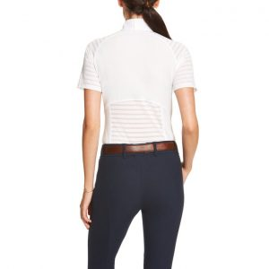 Ladies Ariat Aptos Vent Show Shirt – White