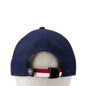 Ariat Adult Unisex Tri Factor Cap – Deep Navy