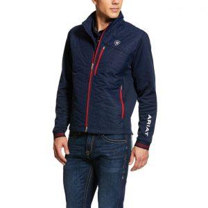 Ariat Mens Hybrid Insulated Jacket – Team