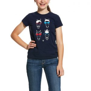 Ariat Kids Hipster Tee