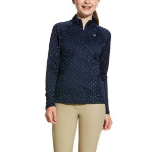 Ariat Kids Sunstopper 2.0 – Navy Dot