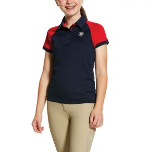 Ariat Kids Team 3.0 Polo