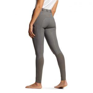 Ladies Ariat Triton Grip Full Seat Breech – Plum Grey